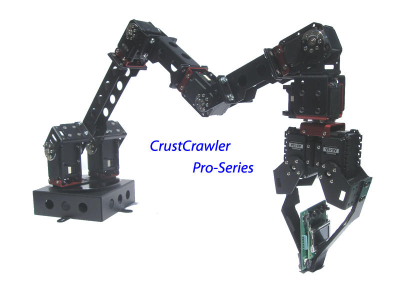 Pro-Series Robotic Arm