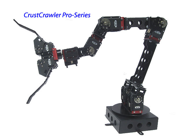 Pro Series Robotic Arm